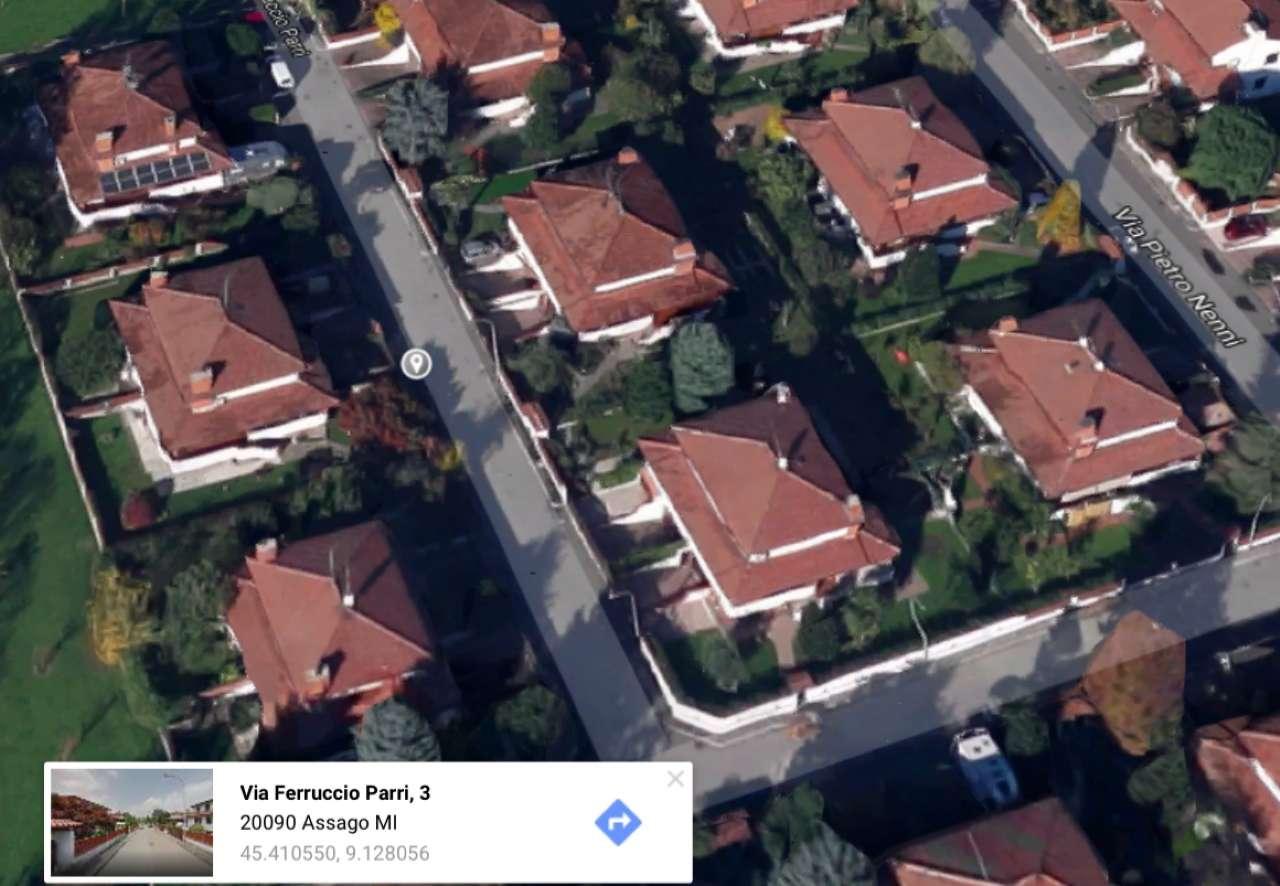 Villa in vendita a Assago, 5 locali, prezzo € 560.000 | CambioCasa.it