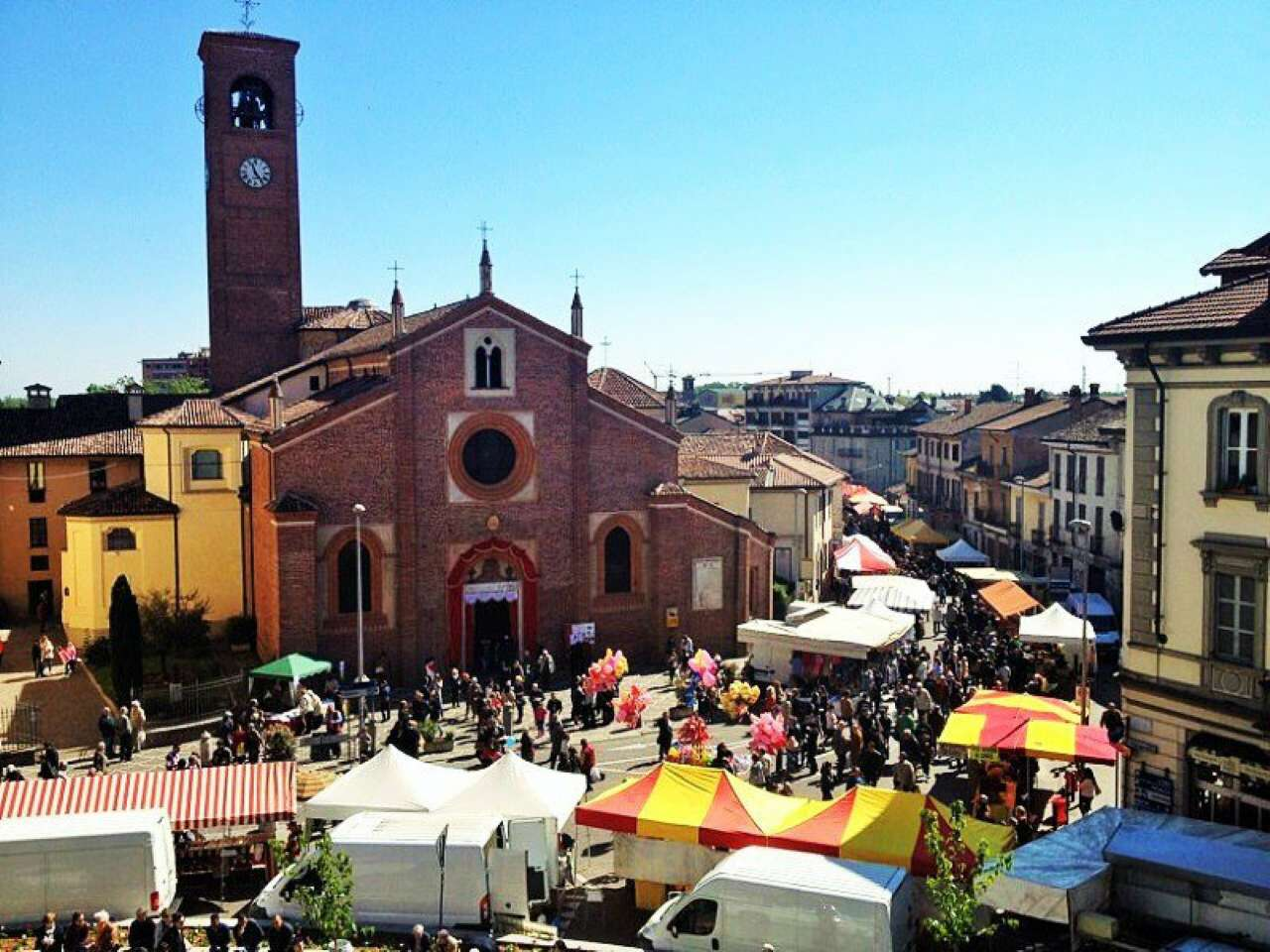 Ristorante / Pizzeria / Trattoria in vendita a Melegnano, 3 locali, Trattative riservate | CambioCasa.it