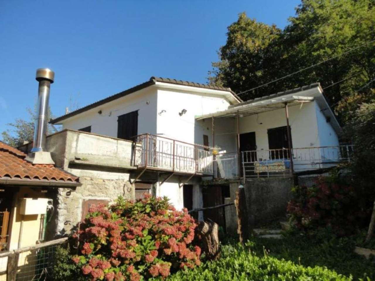 Soluzione Indipendente in vendita a Uscio, 4 locali, prezzo € 170.000 | Cambio Casa.it