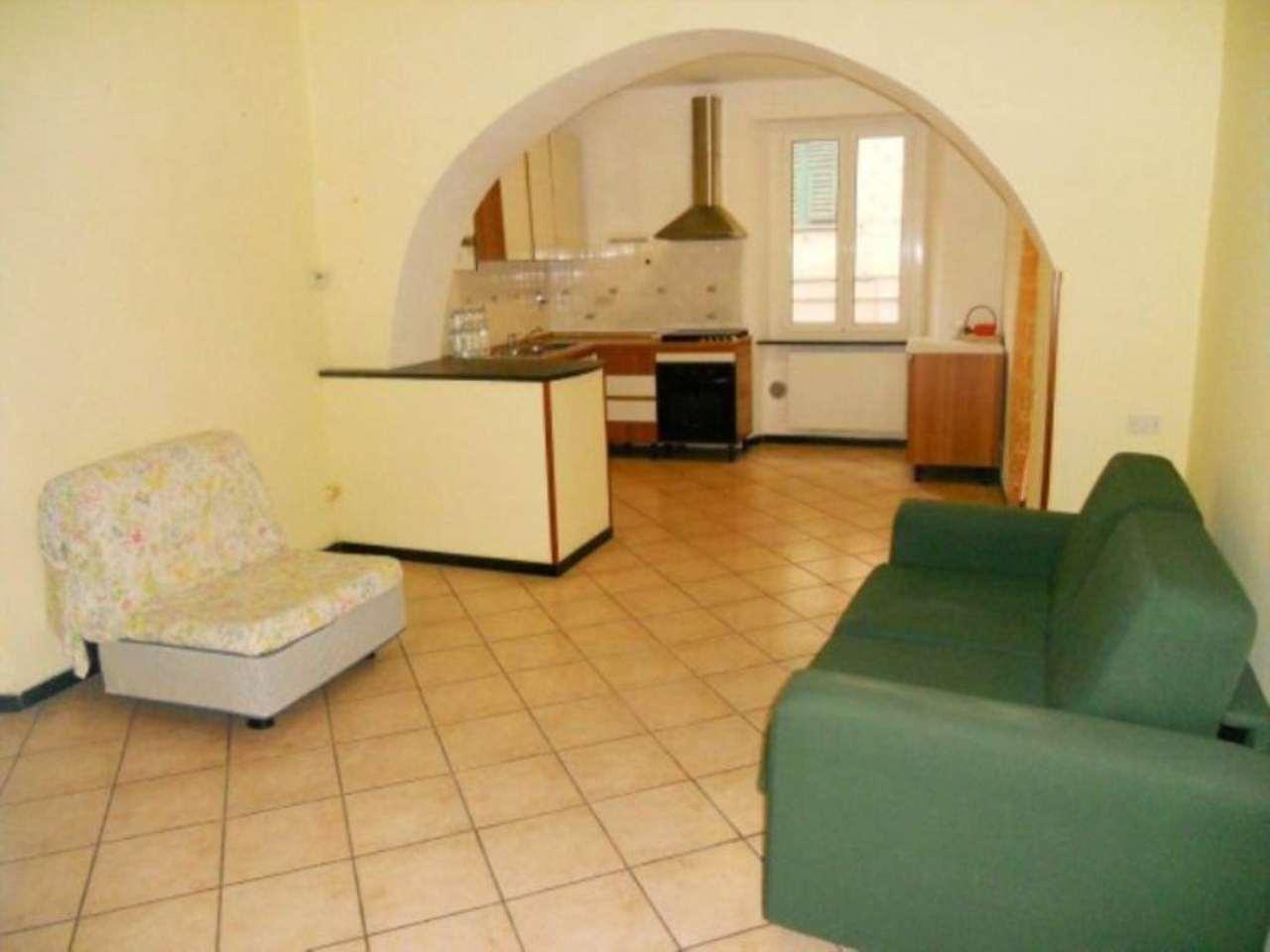 Appartamento in vendita a Cicagna, 4 locali, prezzo € 56.000 | Cambio Casa.it