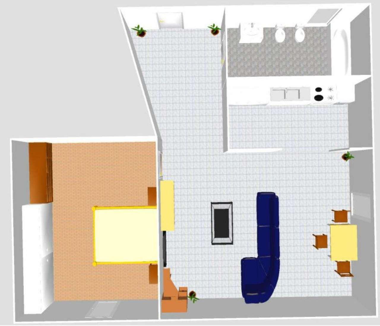 Appartamento in vendita a Bargagli, 3 locali, prezzo € 55.000 | Cambio Casa.it