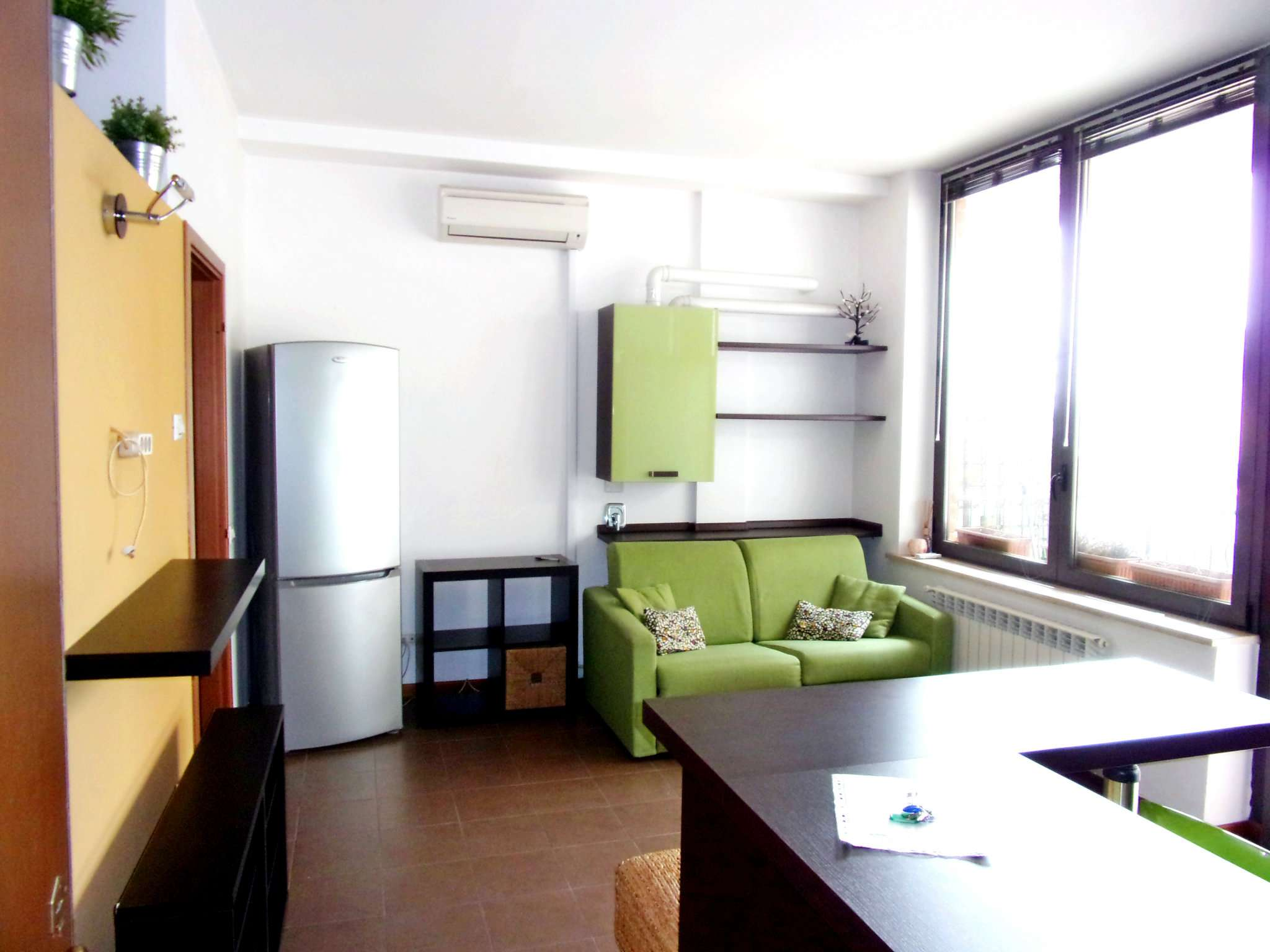 Bilocale Milano Via Mecenate 5