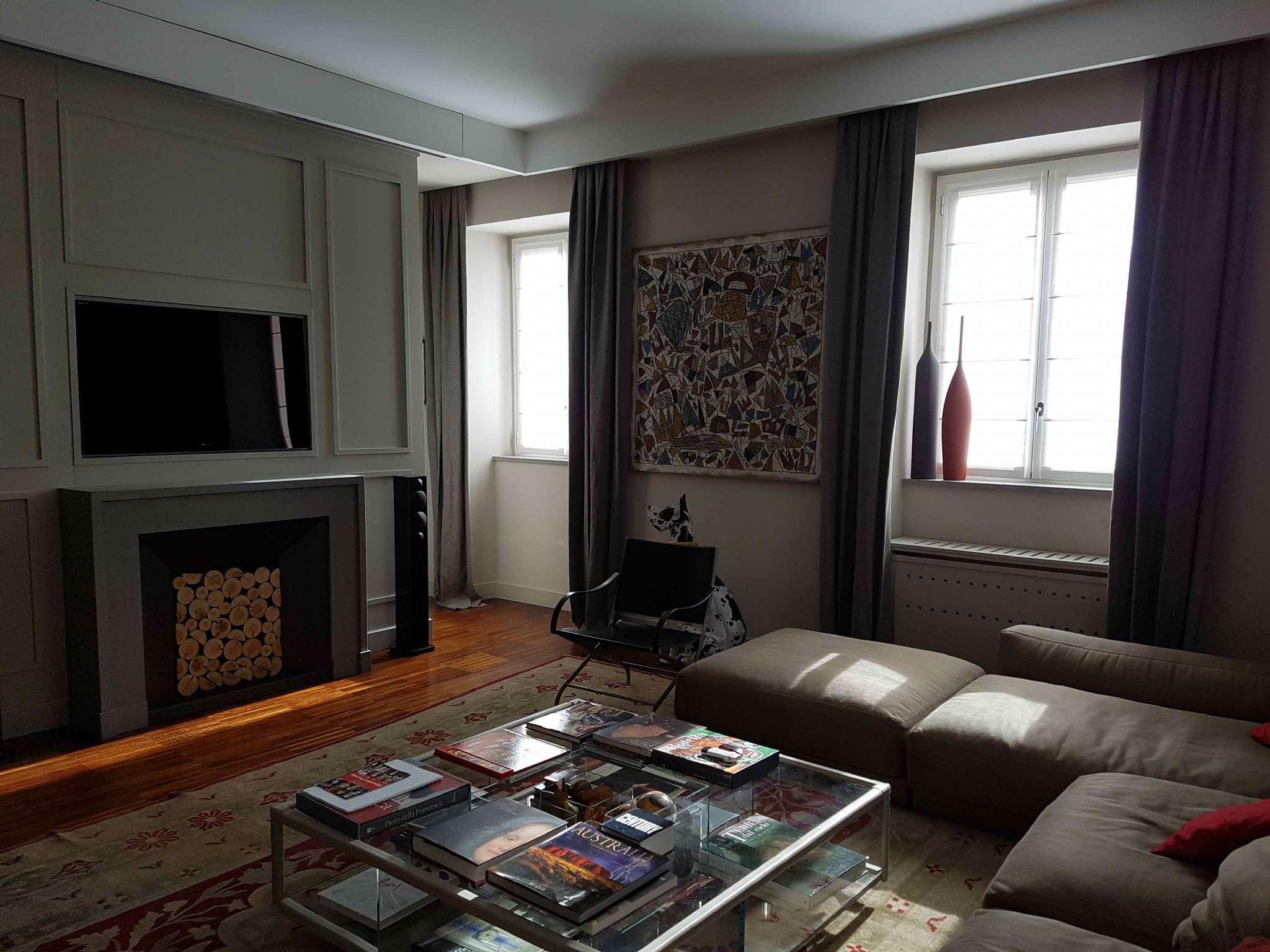 Appartamento in affitto a Milano, 4 locali, zona Zona: 1 . Centro Storico, Duomo, Brera, Cadorna, Cattolica, prezzo € 3.500 | Cambio Casa.it