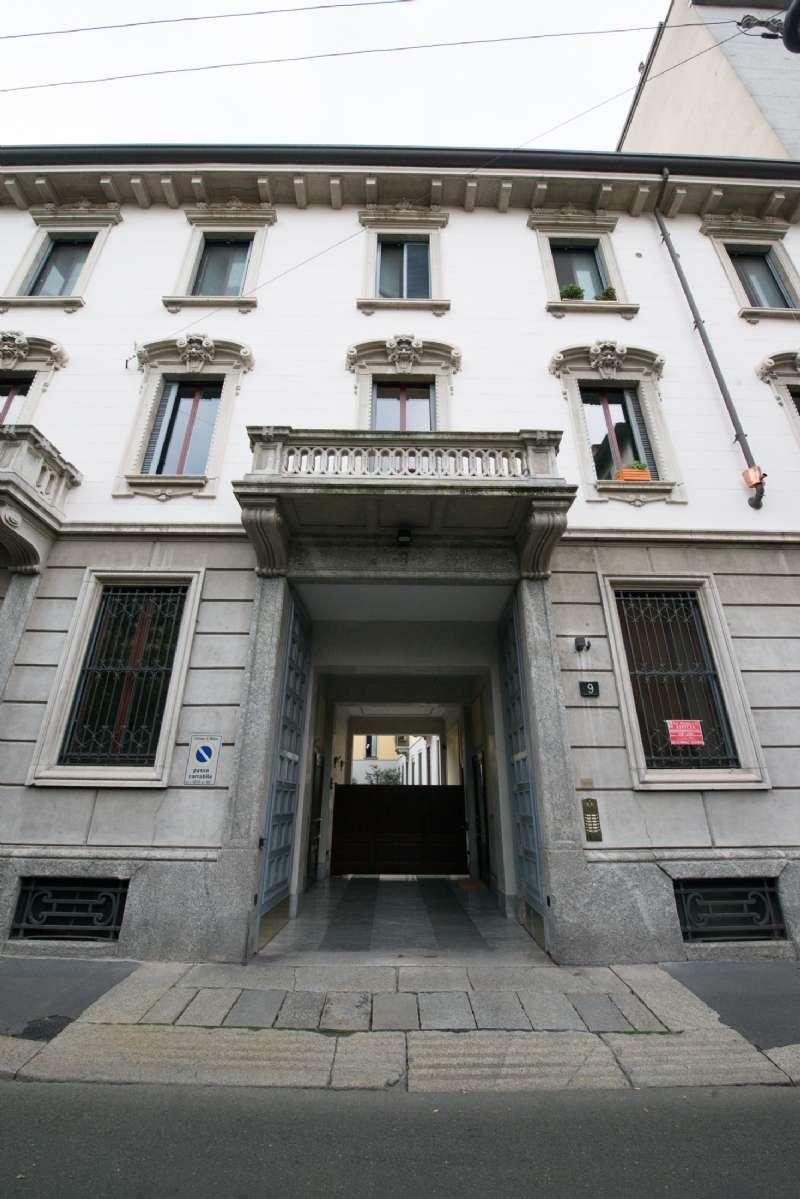Appartamento in vendita a Milano, 3 locali, zona Zona: 1 . Centro Storico, Duomo, Brera, Cadorna, Cattolica, prezzo € 1.350.000 | Cambio Casa.it
