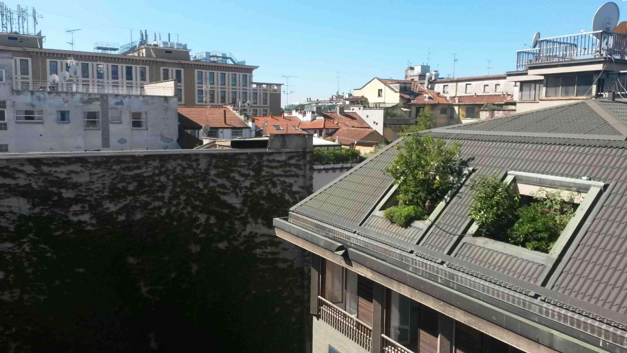 Appartamento in affitto a Milano, 2 locali, zona Zona: 1 . Centro Storico, Duomo, Brera, Cadorna, Cattolica, prezzo € 1.360 | Cambio Casa.it