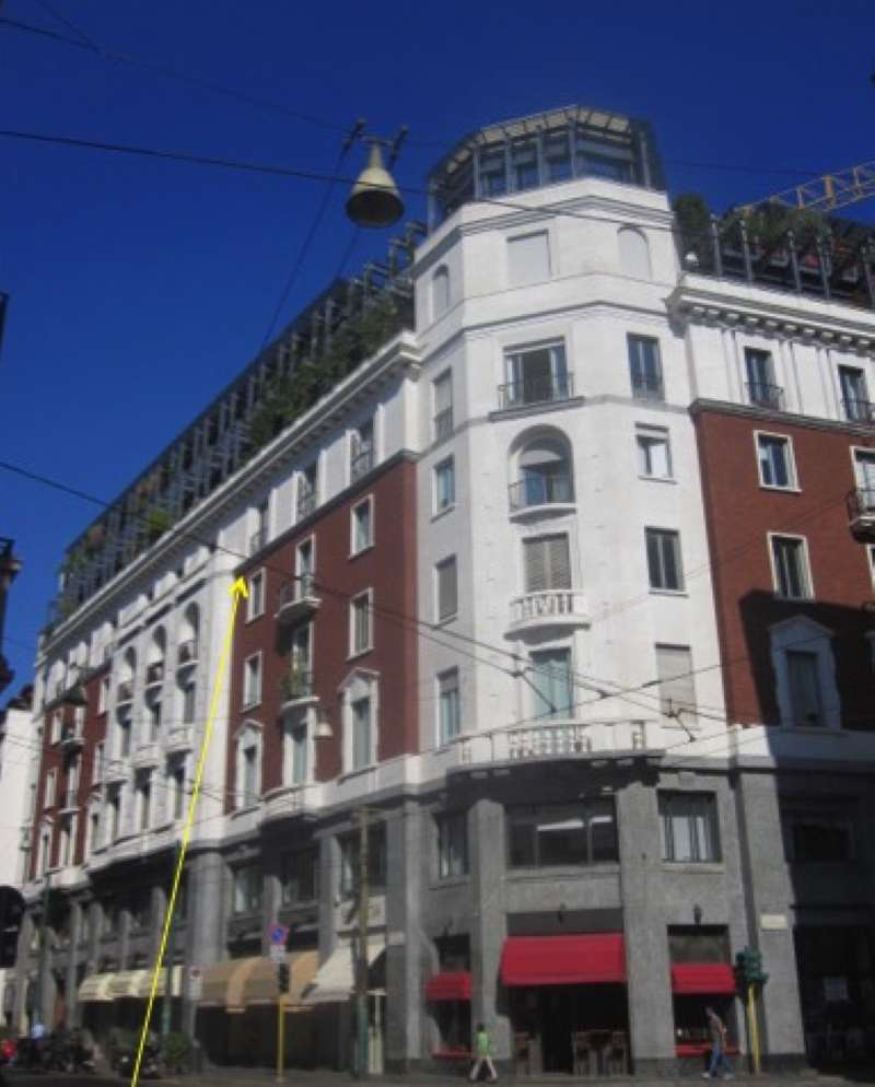 Appartamento in affitto a Milano, 1 locali, zona Zona: 1 . Centro Storico, Duomo, Brera, Cadorna, Cattolica, prezzo € 920 | Cambio Casa.it