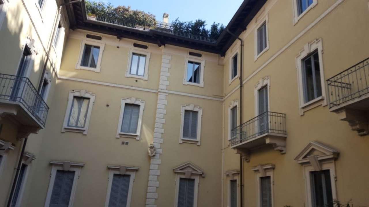 Appartamento in affitto a Milano, 1 locali, zona Zona: 1 . Centro Storico, Duomo, Brera, Cadorna, Cattolica, prezzo € 1.083 | CambioCasa.it