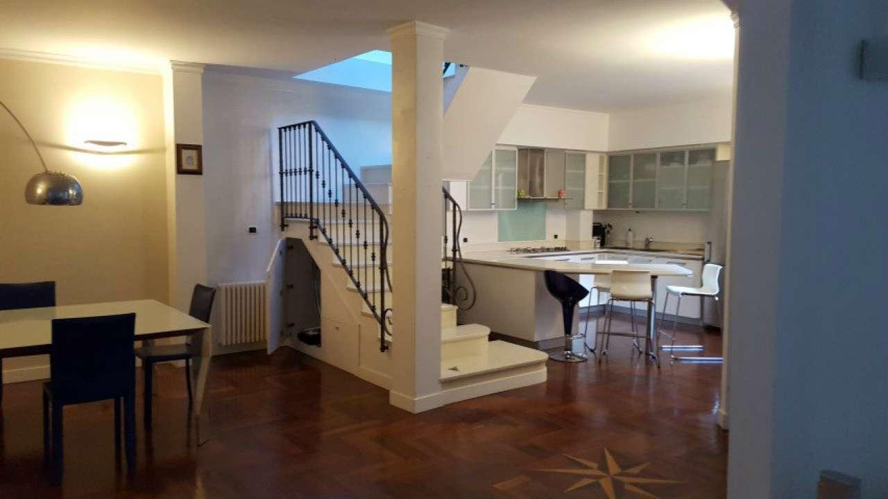 Appartamento in vendita a Milano, 5 locali, zona Zona: 15 . Fiera, Firenze, Sempione, Pagano, Amendola, Paolo Sarpi, Arena, prezzo € 600.000   CambioCasa.it