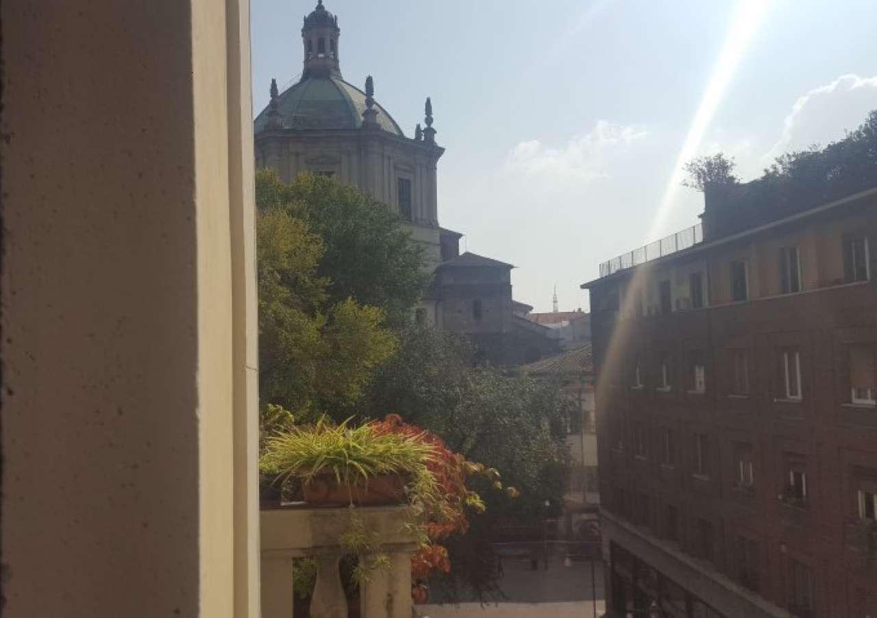 Appartamento in affitto a Milano, 3 locali, zona Zona: 1 . Centro Storico, Duomo, Brera, Cadorna, Cattolica, prezzo € 2.080 | CambioCasa.it