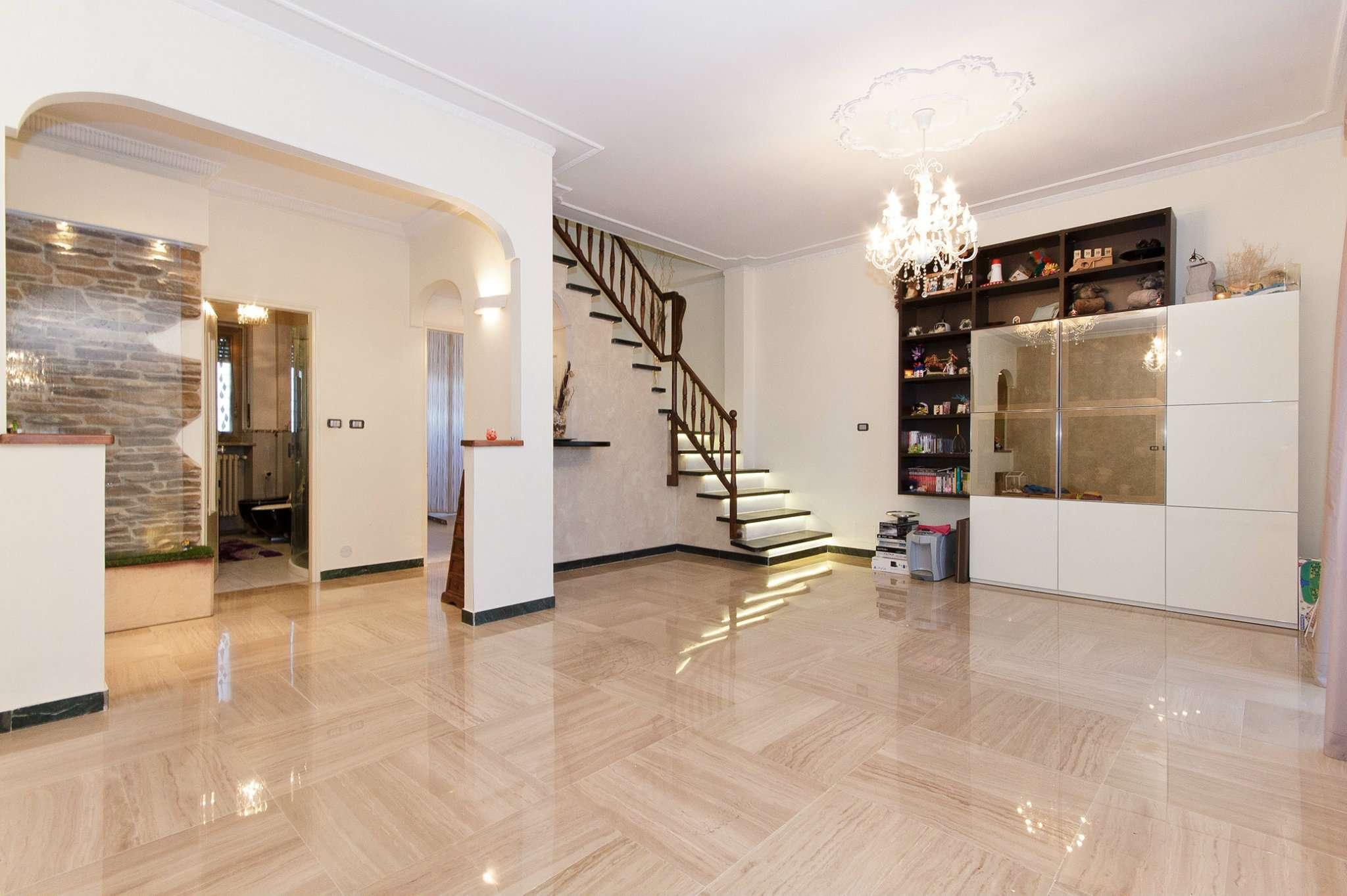 Attico / Mansarda in vendita a Torino, 5 locali, zona Zona: 15 . Pozzo Strada, Parella, prezzo € 469.000 | Cambio Casa.it
