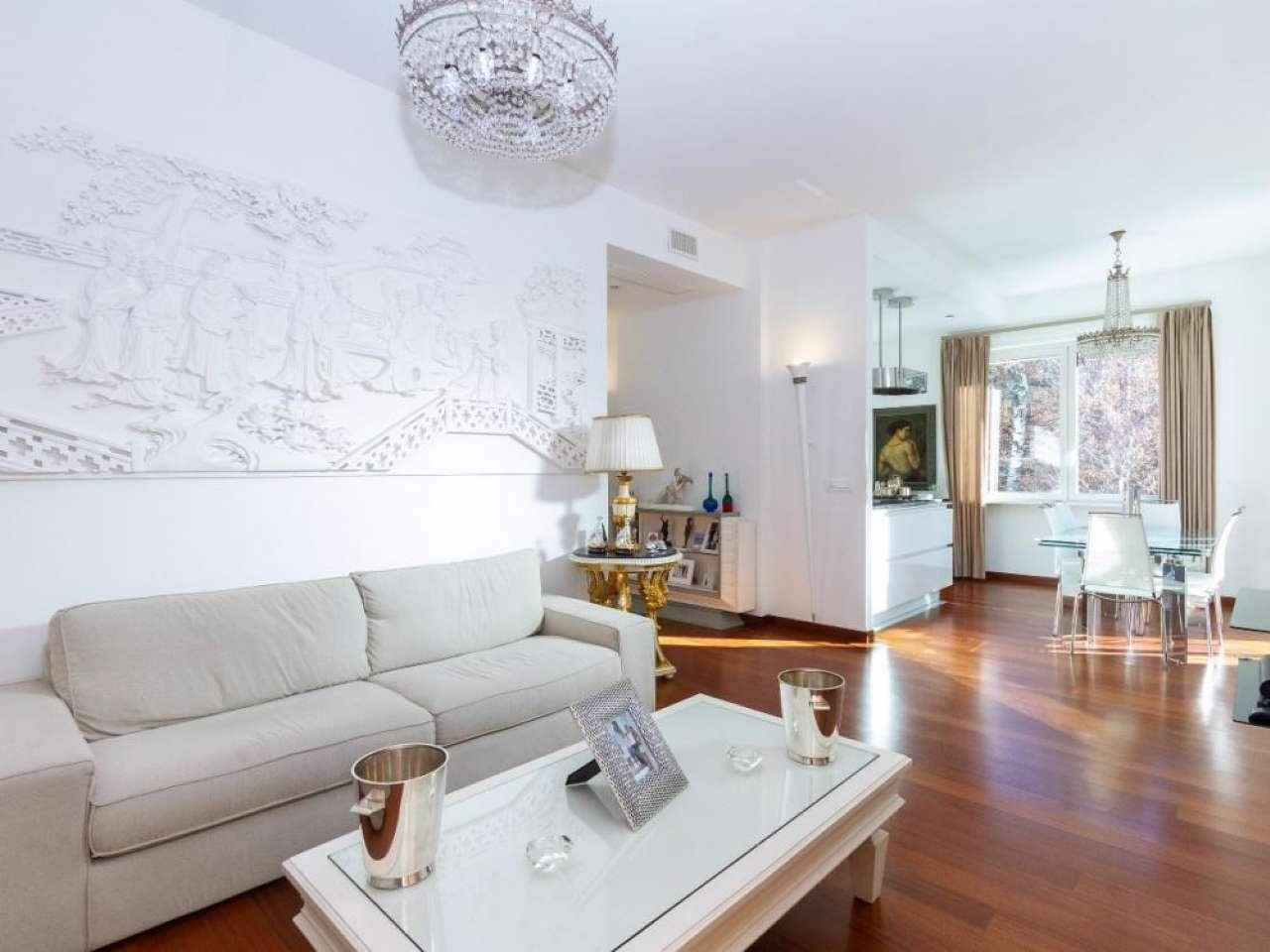 Foto 1 di Villa strada comunale DI CAVORETTO, Torino (zona Precollina, Collina)