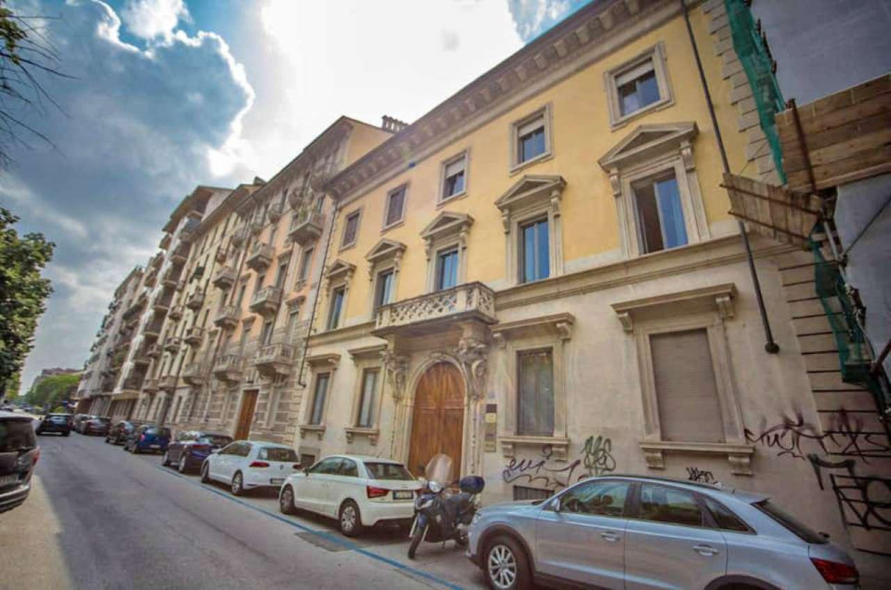Foto 1 di Trilocale corso RE UMBERTO, Torino (zona Crocetta, San Secondo)