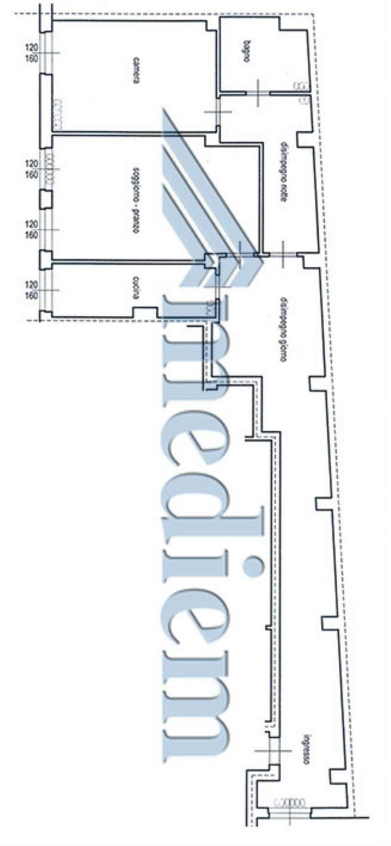Vendita  bilocale Milano Via San Luca 1 1027505