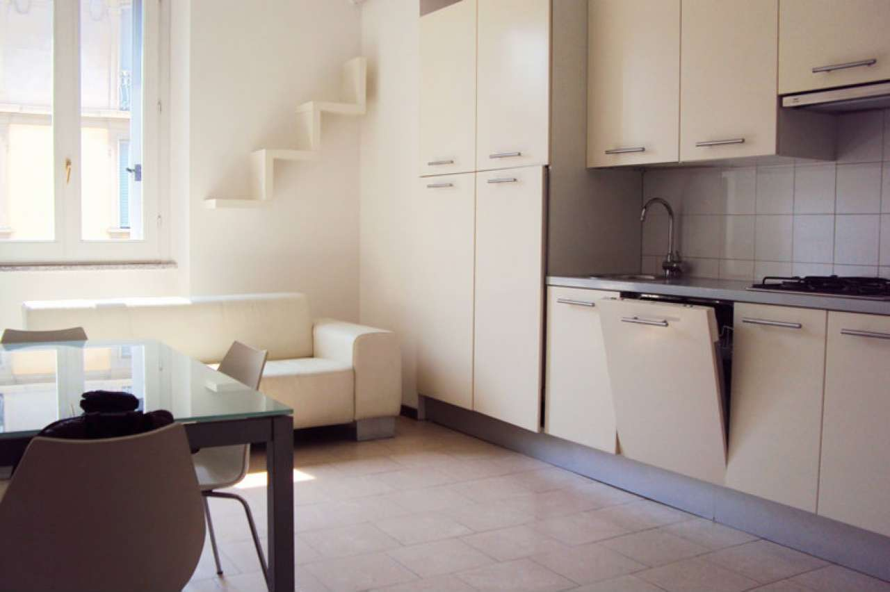 Appartamento in affitto Zona Buenos Aires, Indipendenza, C.so Ve... - via Stoppani 11 Milano