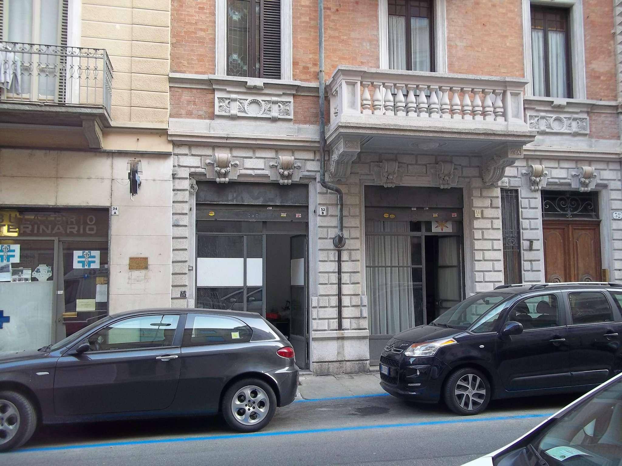Bilocale Torino Via Amedeo Peyron 2