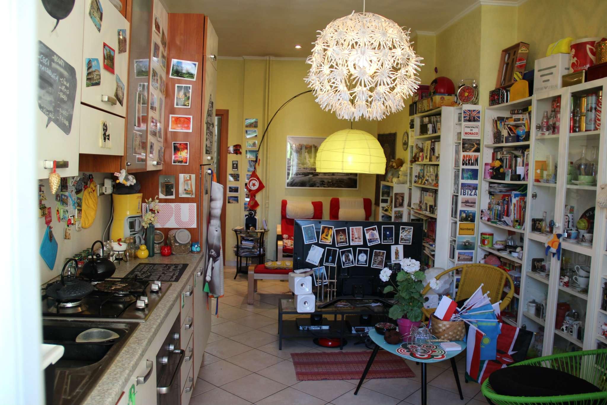 Bilocale Torino Via Chisola 4