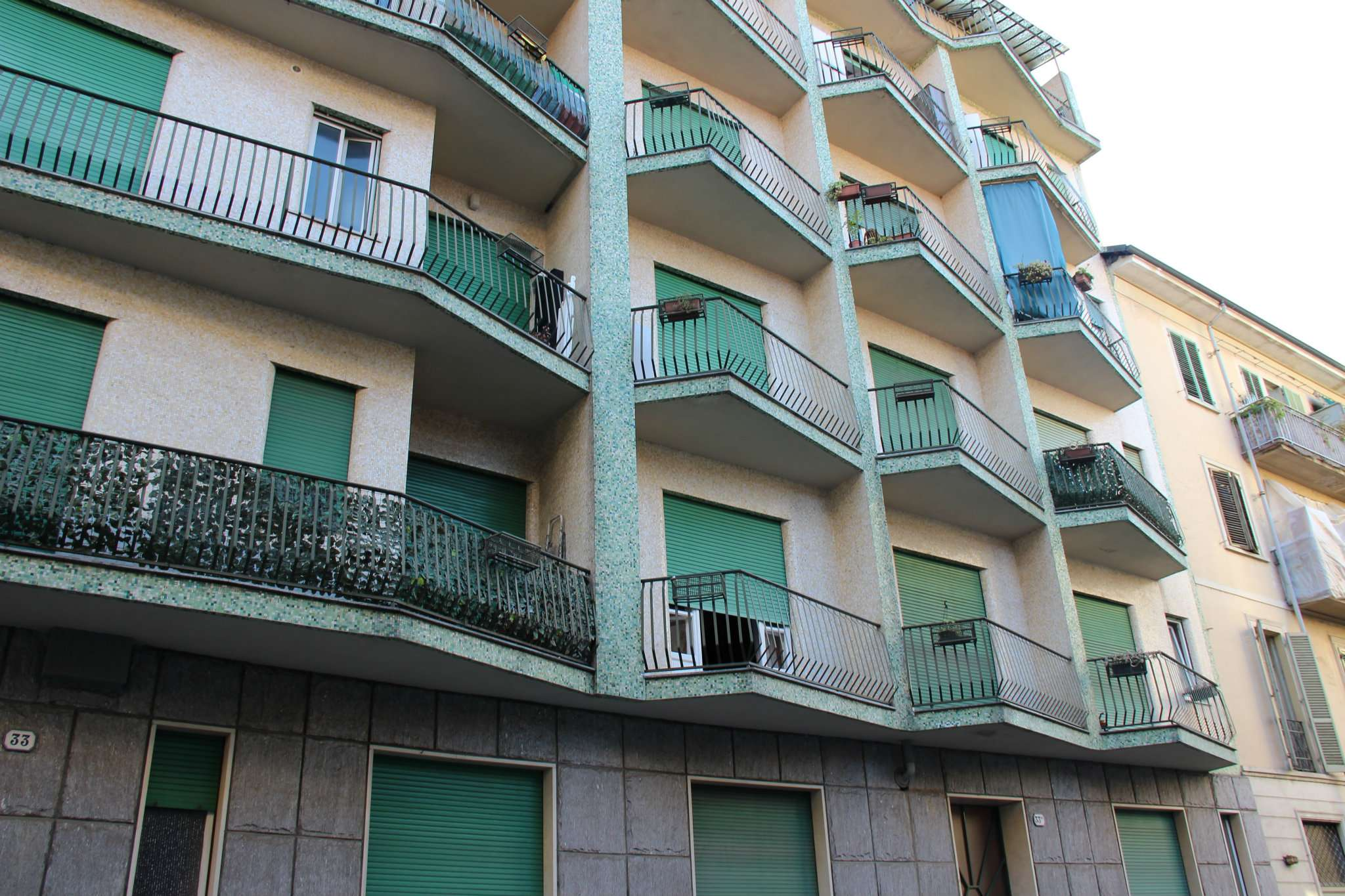 Bilocale Torino Via Andorno 1