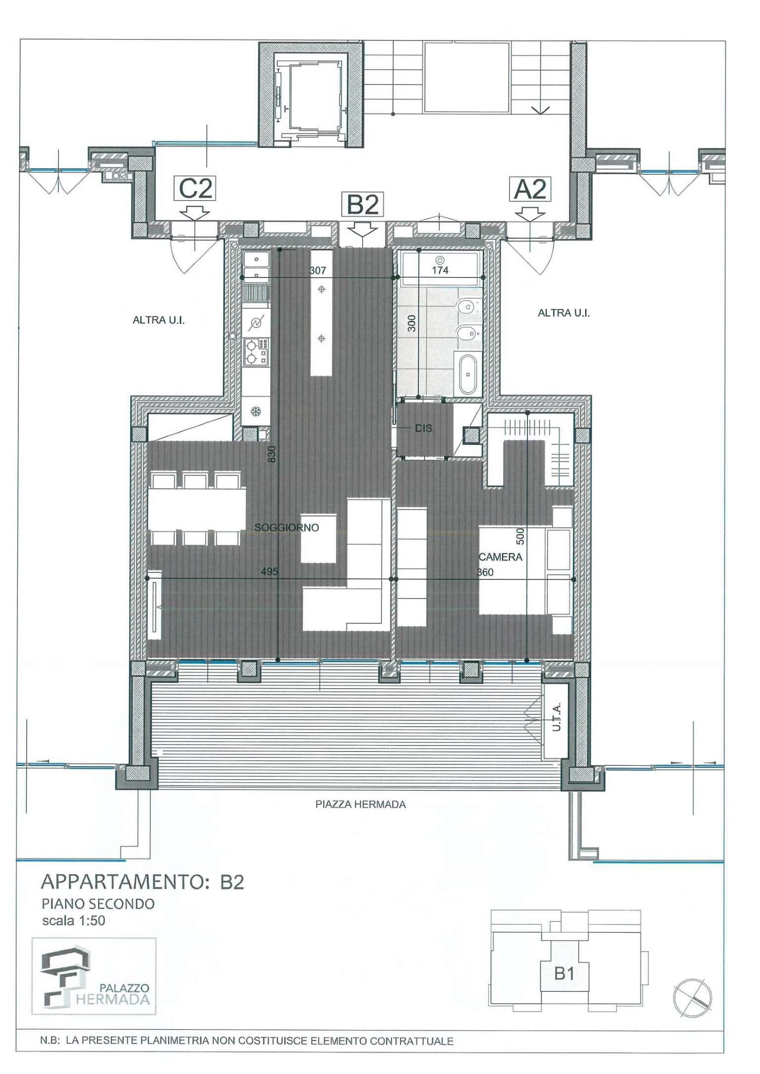 Vendita  bilocale Torino Corso Quintino Sella 1 1033832
