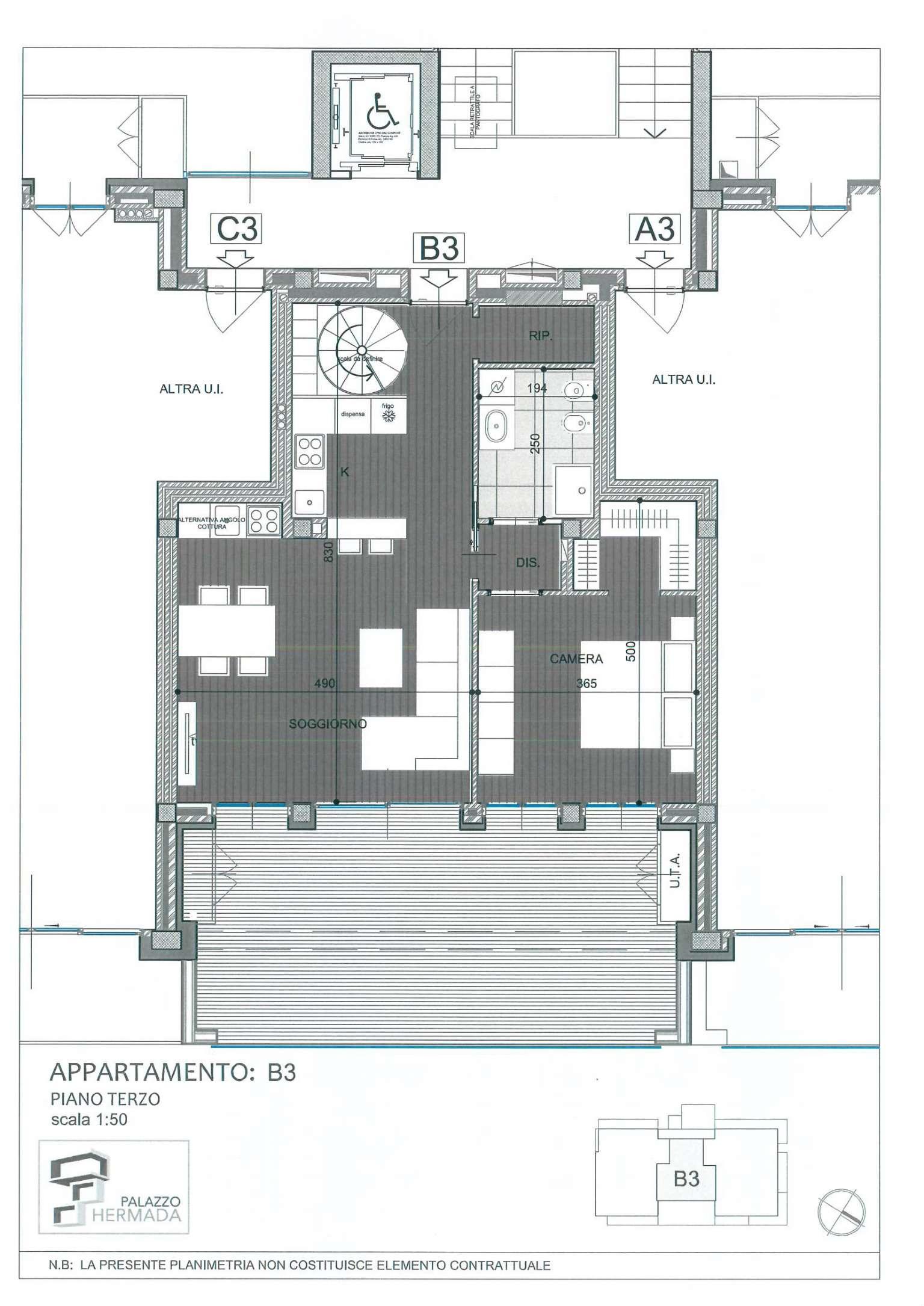 Vendita  bilocale Torino Corso Quintino Sella 1 1033833