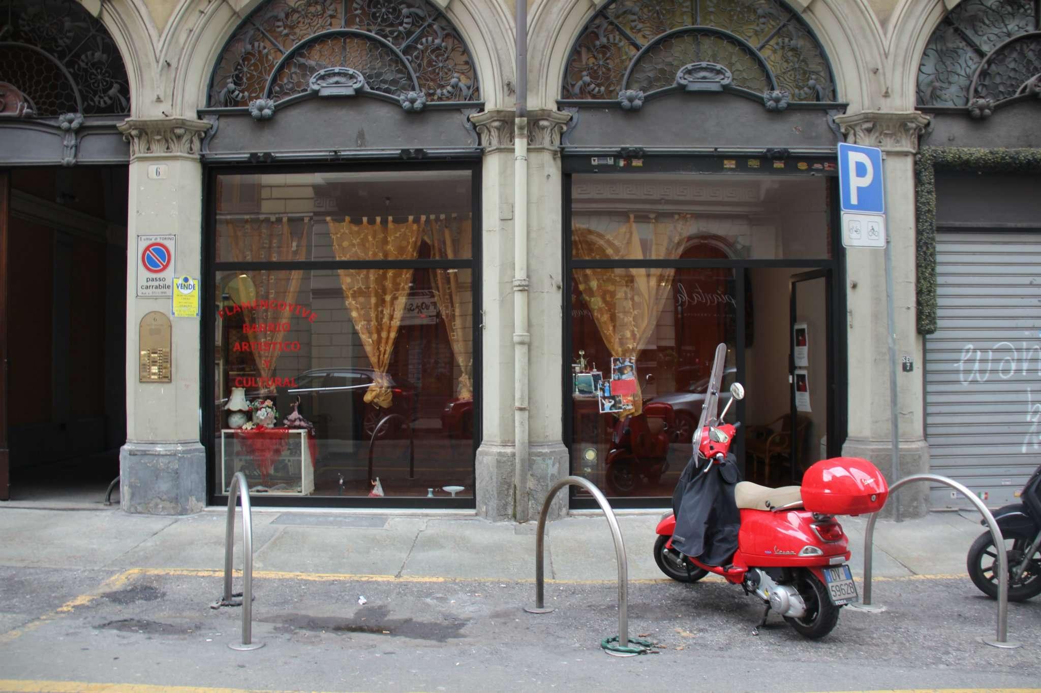 Immagine immobiliare Muri negozio ottimamente ristruttrato Torino, in zona centrale tra Corso Vittorio e Corso Matteotti proponiamo in vendita bellissimo negozio di 80 mq circa con soppalco. Il locale ottimamente ristrutturato è dotato di bagno...