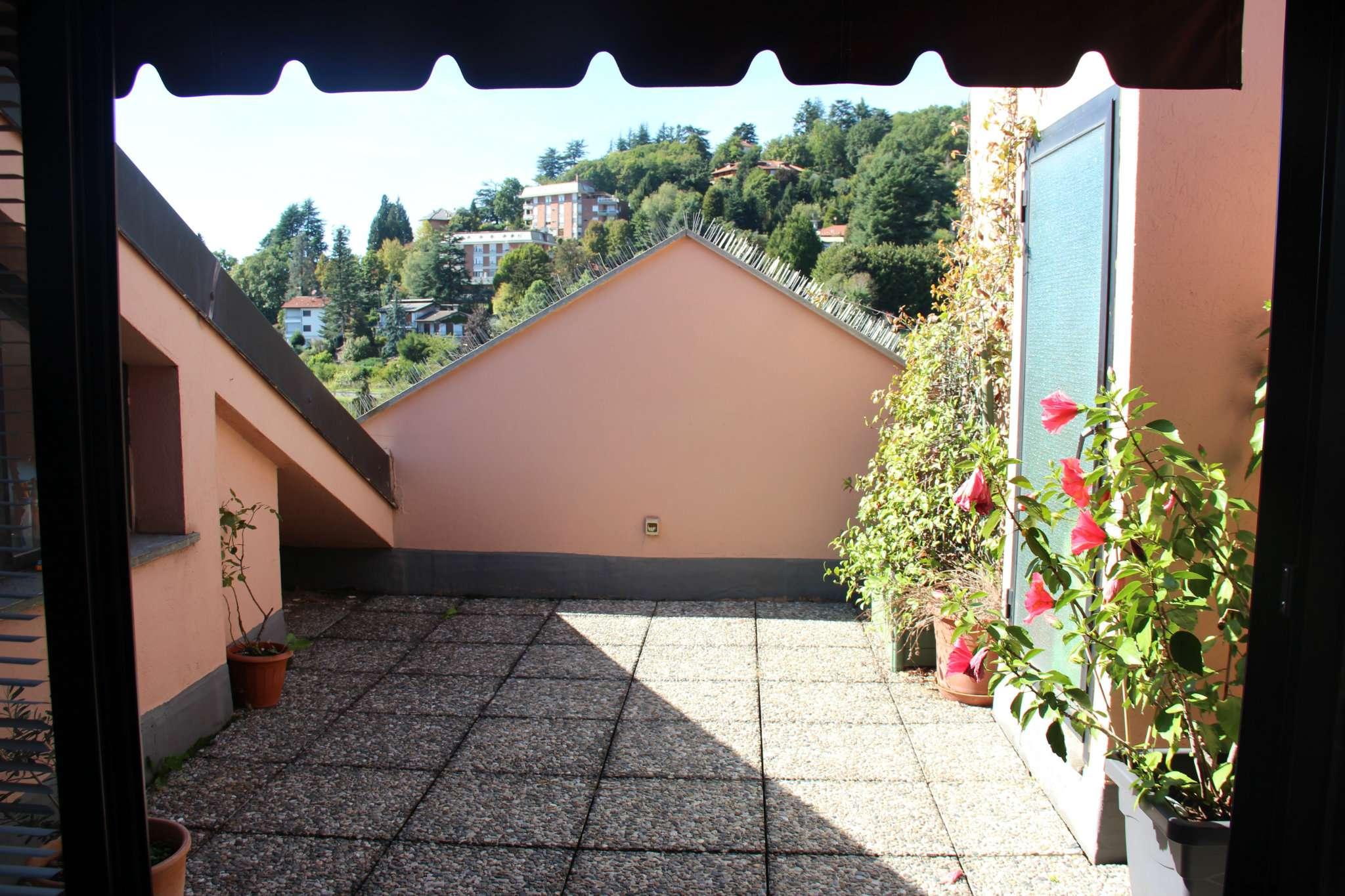 Appartamento in affitto via Roma 76 Pino Torinese