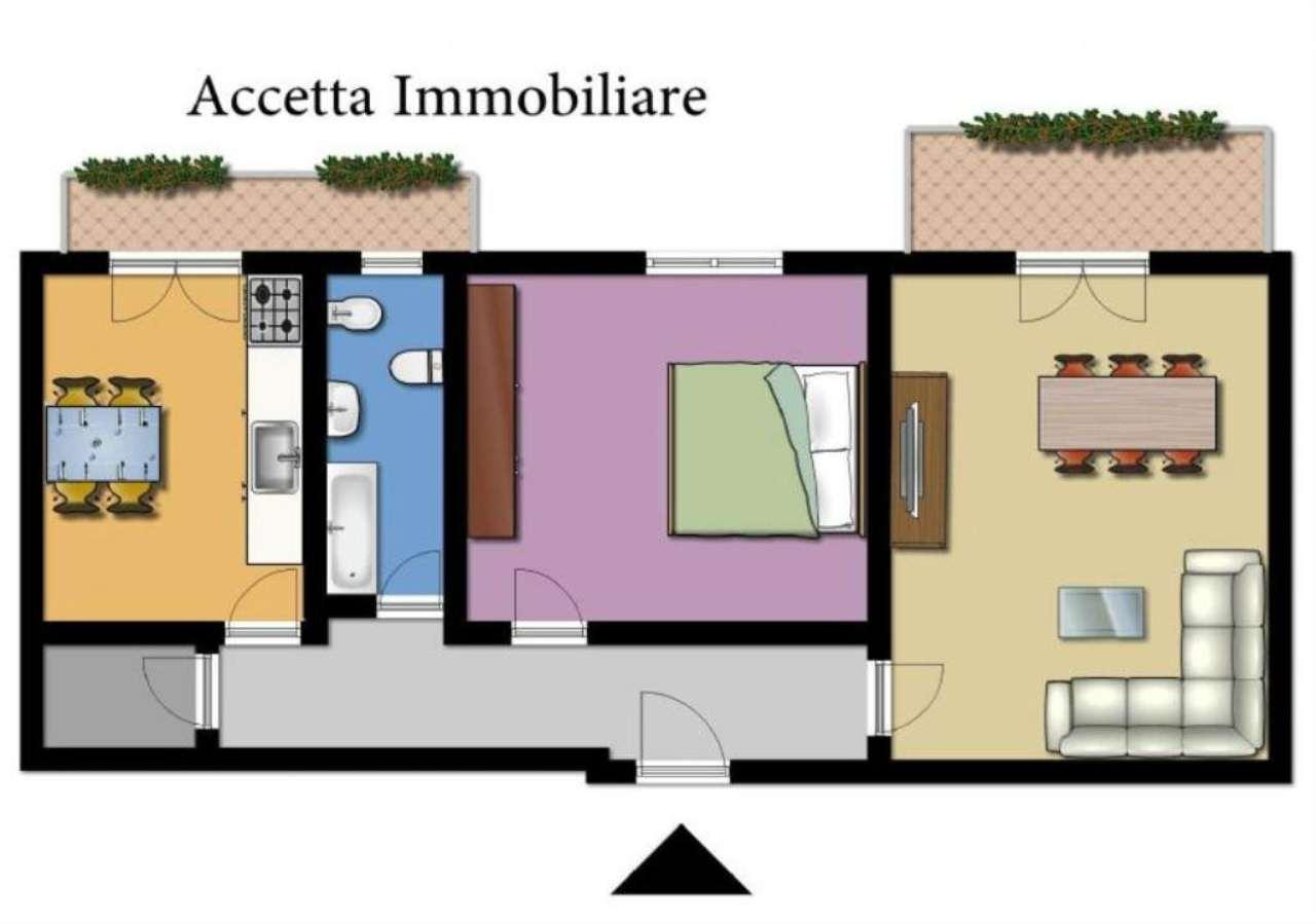Vendita  bilocale Taranto Via Aristosseno 1 954526