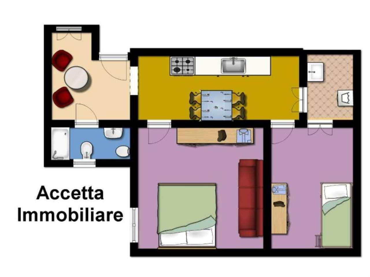 Vendita  bilocale Taranto Via Friuli 1 1033758