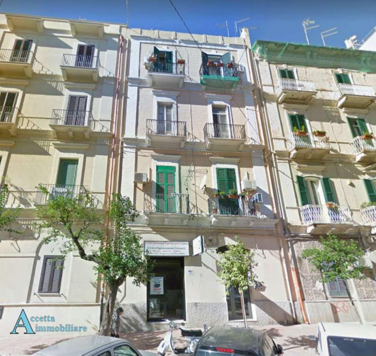Appartamento in vendita a Taranto, 2 locali, prezzo € 68.000   CambioCasa.it