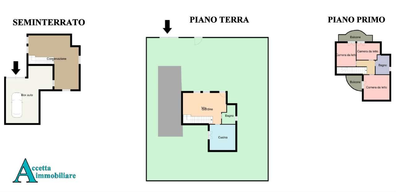 Taranto Vendita VILLA Immagine 1