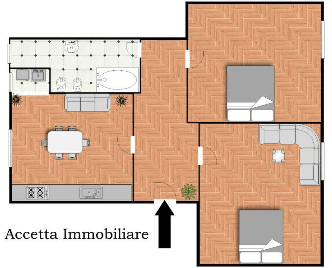 Vendita  bilocale Taranto Via Cassano 1 873290