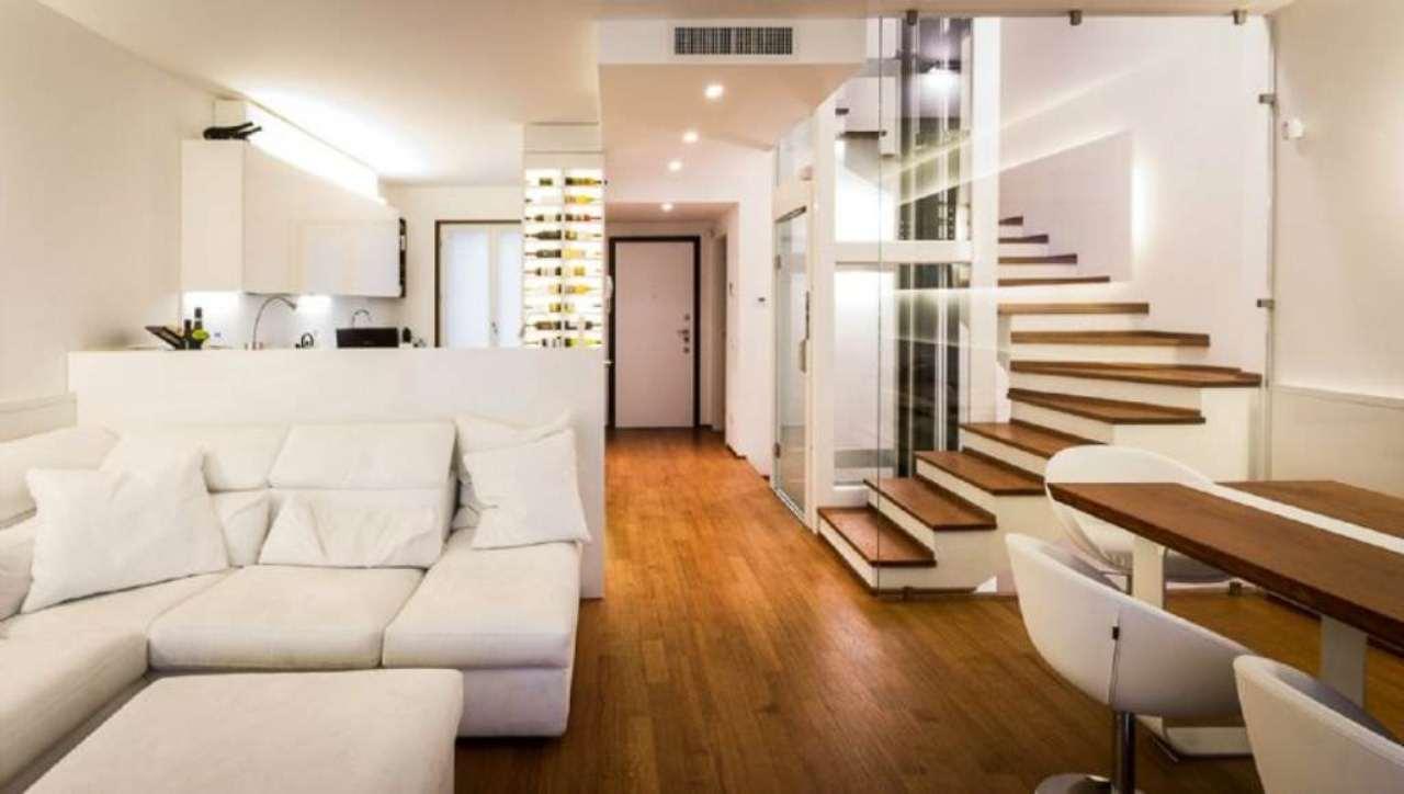 Appartamento in vendita a Milano, 3 locali, zona Zona: 15 . Fiera, Firenze, Sempione, Pagano, Amendola, Paolo Sarpi, Arena, prezzo € 1.550.000 | CambioCasa.it