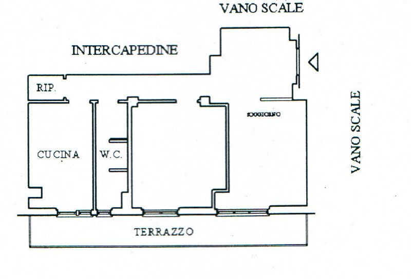 Vendita  bilocale Genova Via Ratto 1 948283