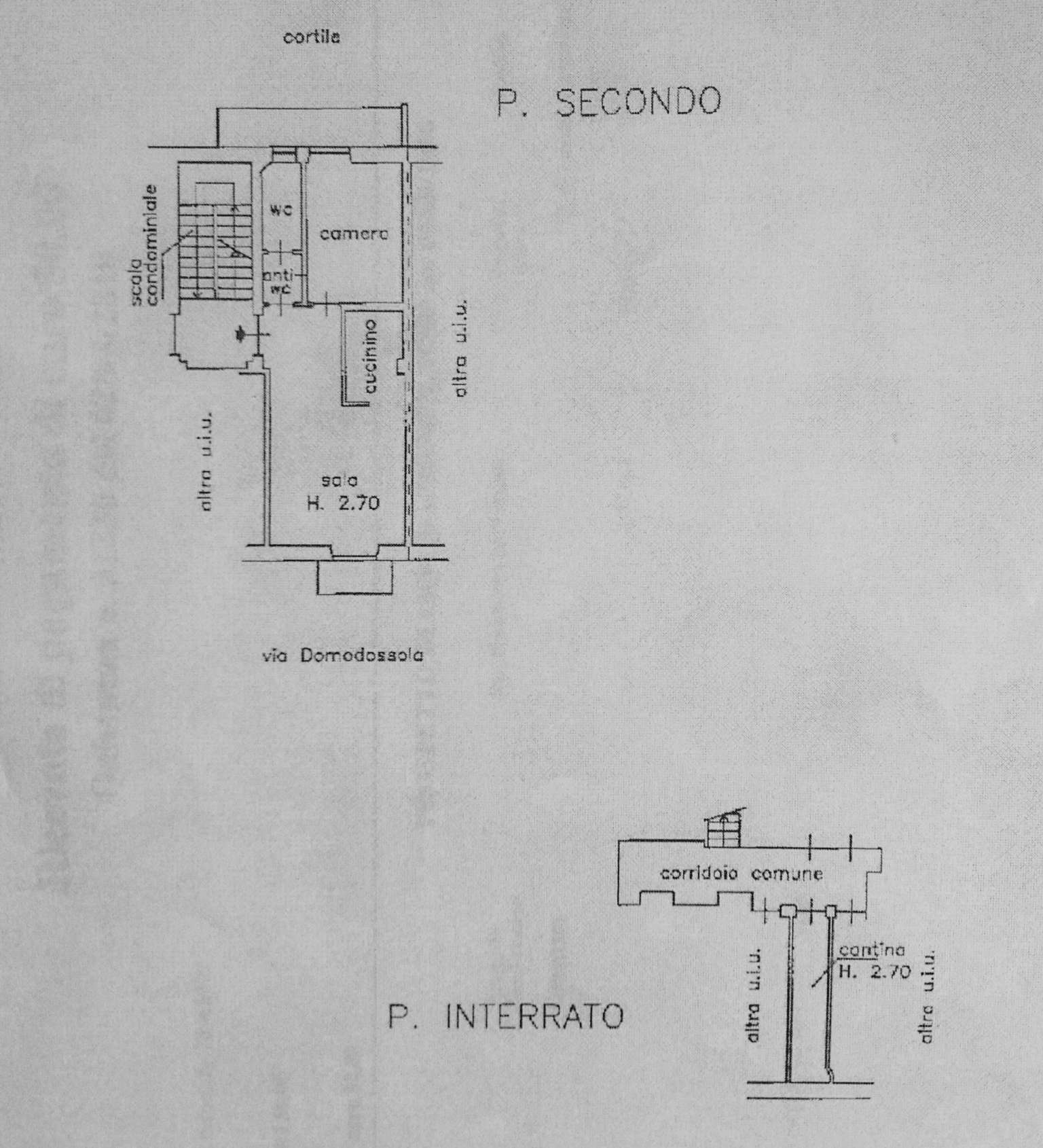 Vendita  bilocale Torino Via Domodossola 1 834799