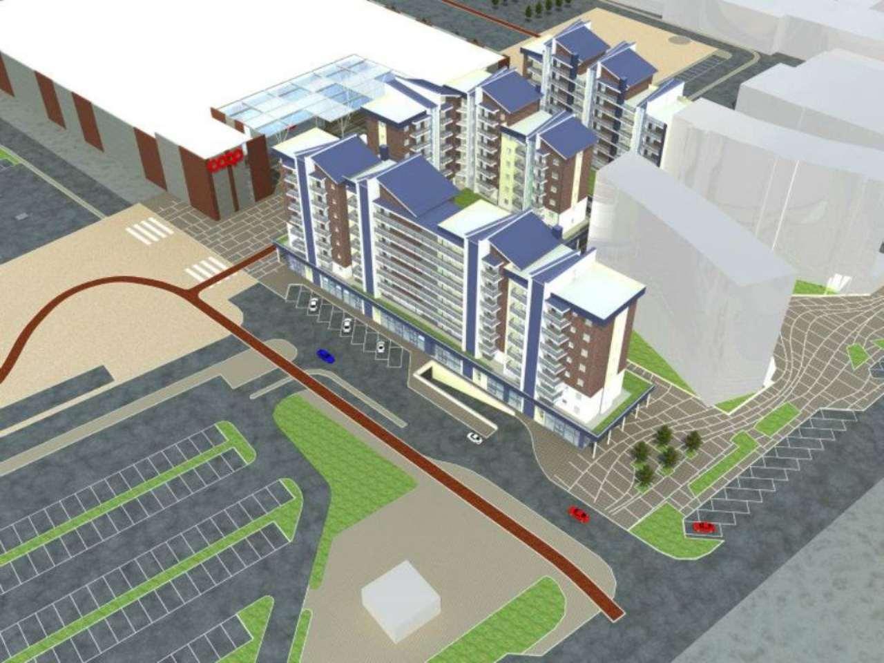 Immagine immobiliare Locale commerciale Lotto 11Locale commerciale open space di nuova costruzione a pochi passi dalla fermata Fermi della metropolitana e dall'area dove sorgerà la Coop.L'area commerciale si sviluppa attorno ad un contesto...
