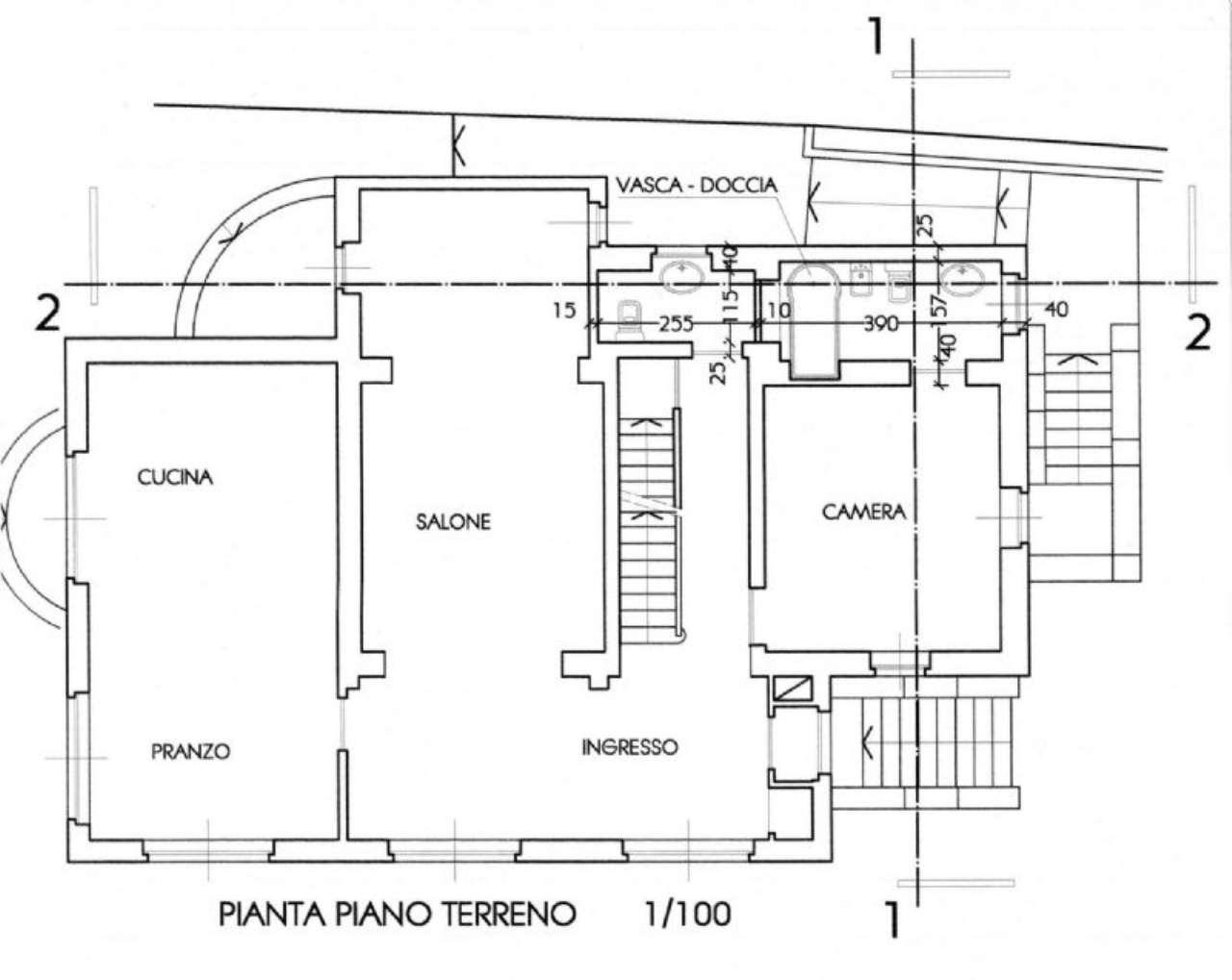 Pinerolo Vendita VILLA UNIFAMILIARE Immagine 1