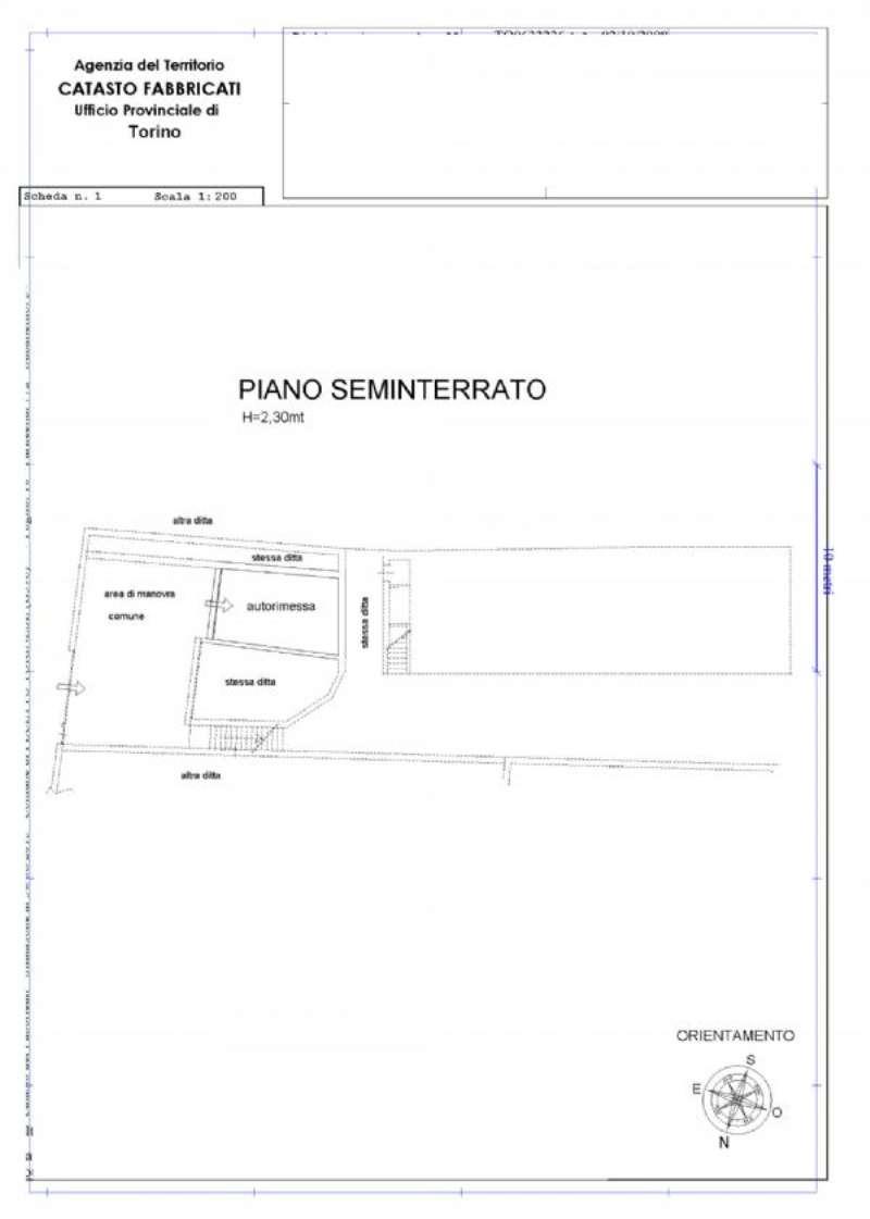 Vendita  bilocale Pecetto Torinese Via Gibellini 1 925971