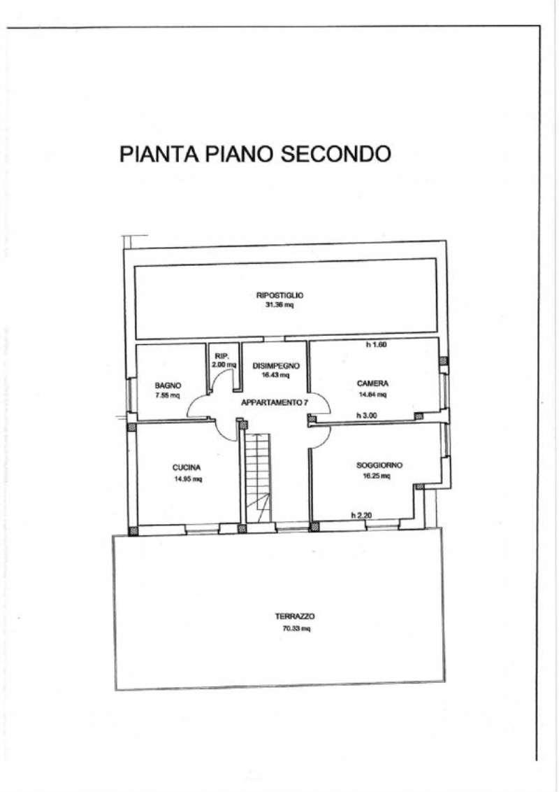 Pecetto Torinese Affitto ATTICO Immagine 1