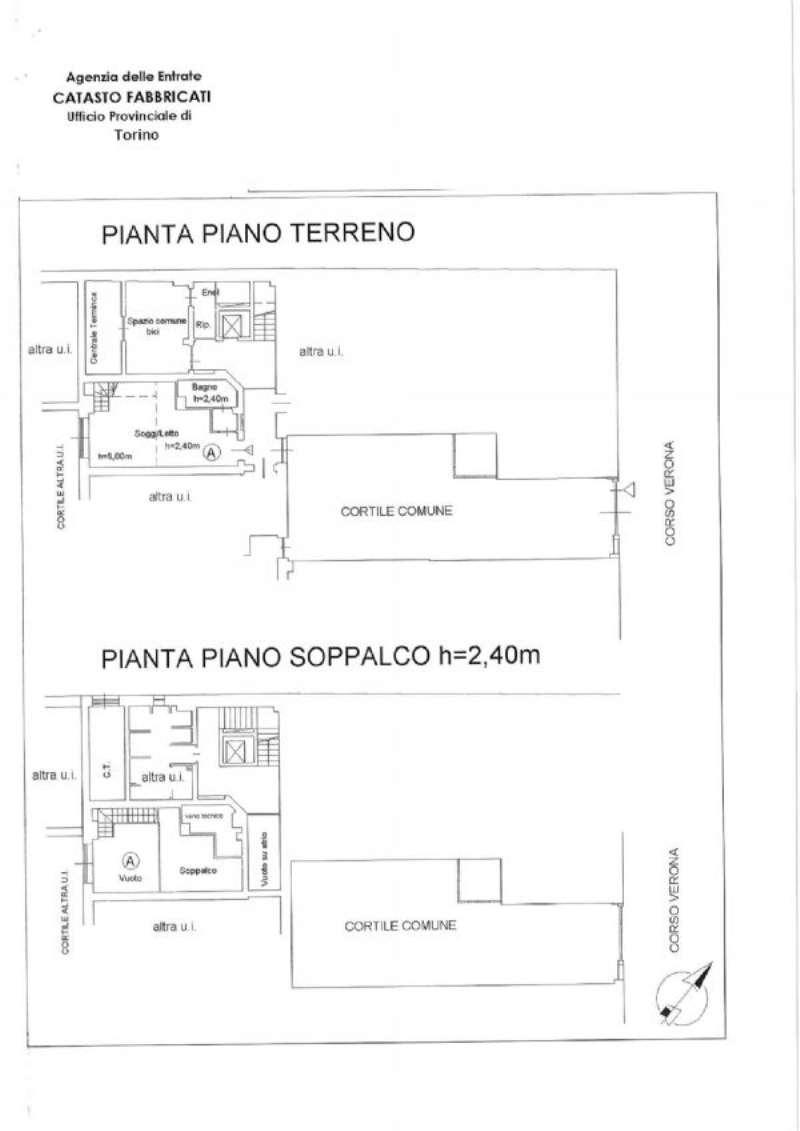 Torino Vendita LOFT Immagine 1