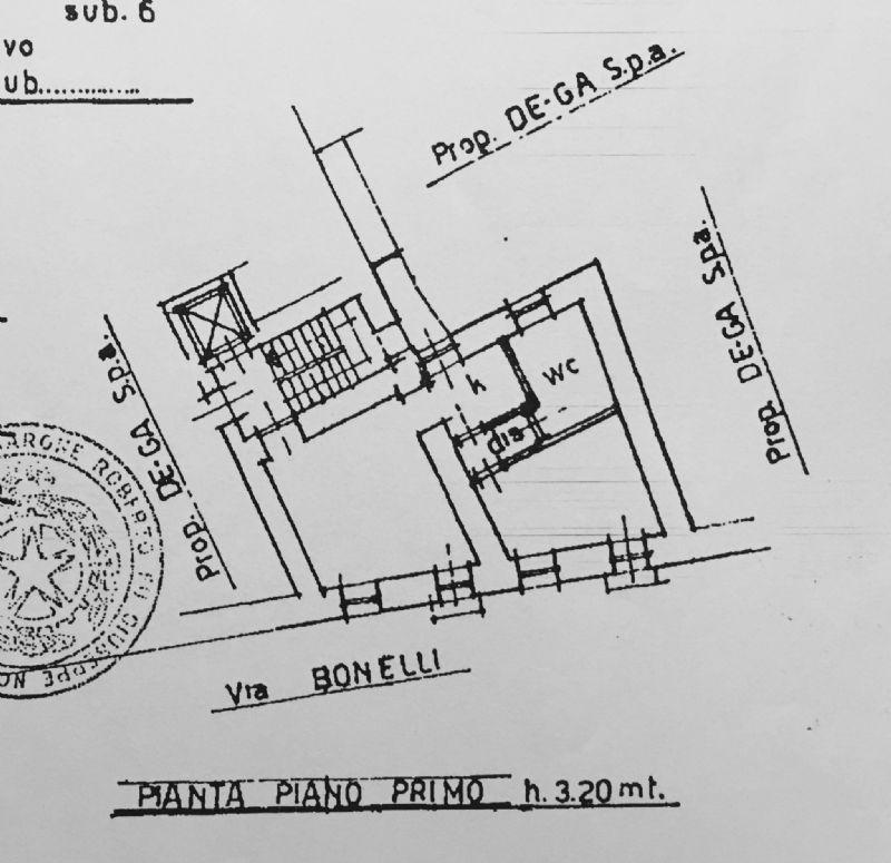 Vendita  bilocale Torino Via Bonelli 1 957092