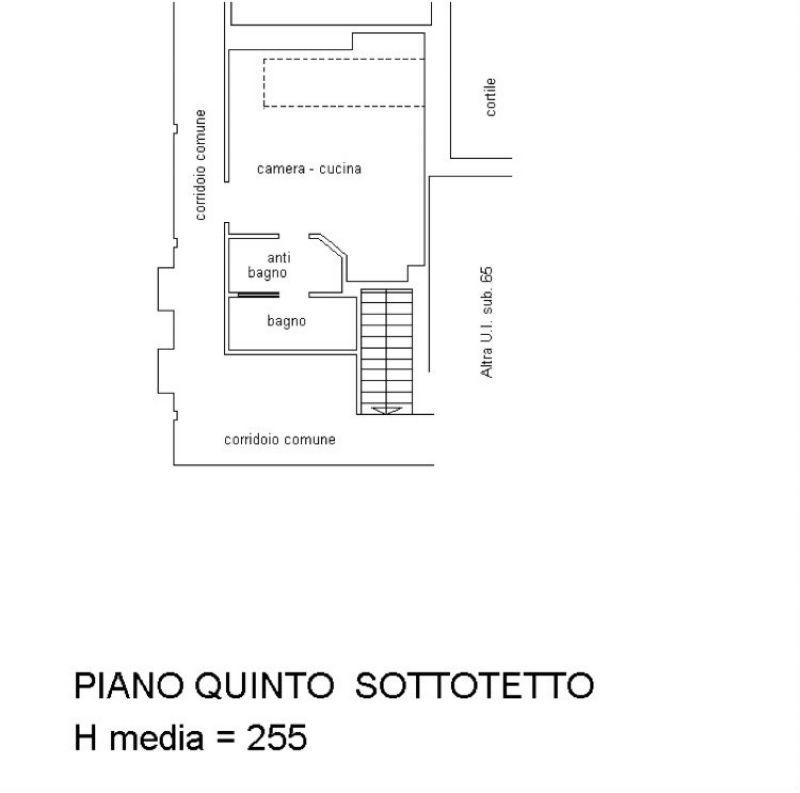 Torino Vendita MANSARDA Immagine 1