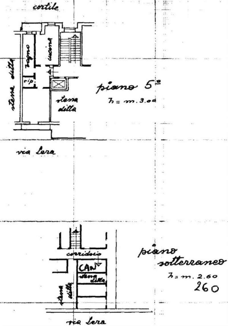 Vendita  bilocale Torino Via Lera 1 1073197