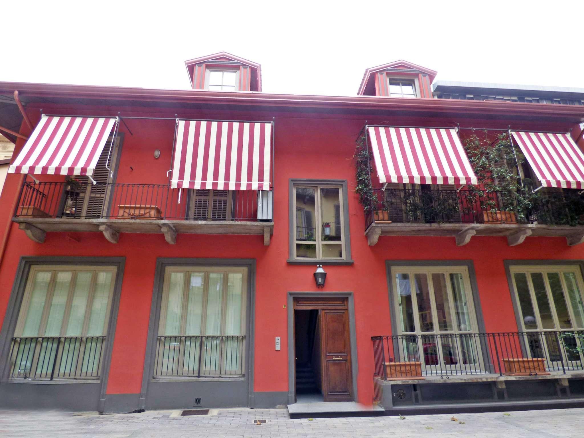 Bilocale Torino Via Montevecchio 8