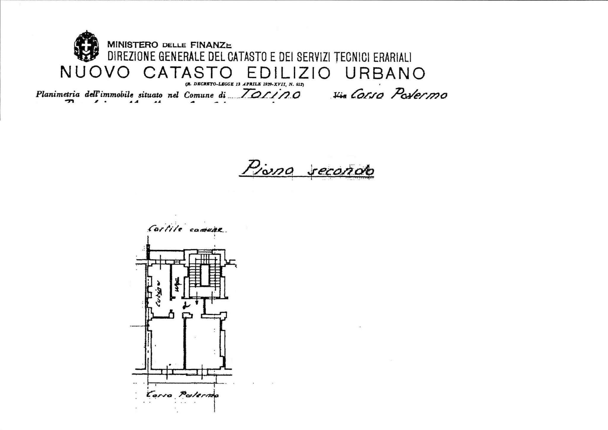 Vendita  bilocale Torino Corso Palermo 1 1082089