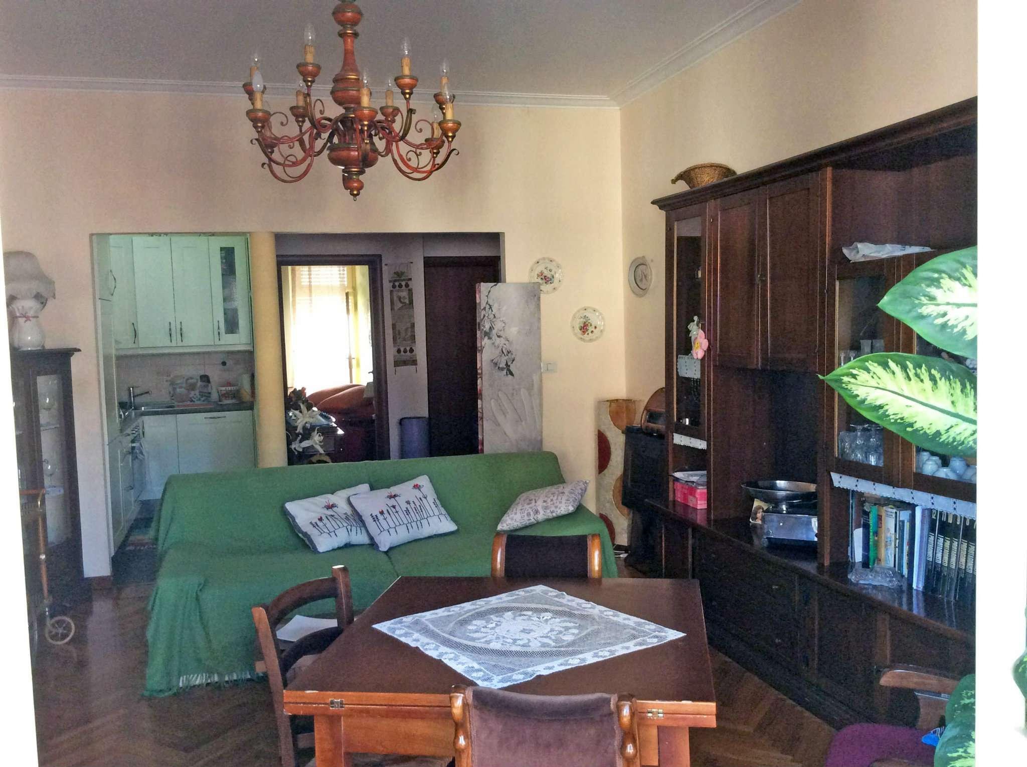 Bilocale Torino Via Mollieres 5
