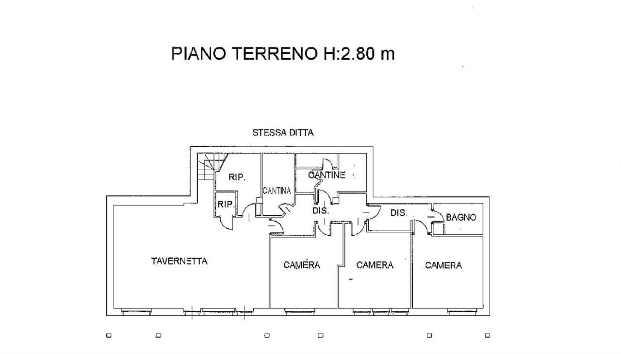 Torino Affitto VILLA Immagine 1