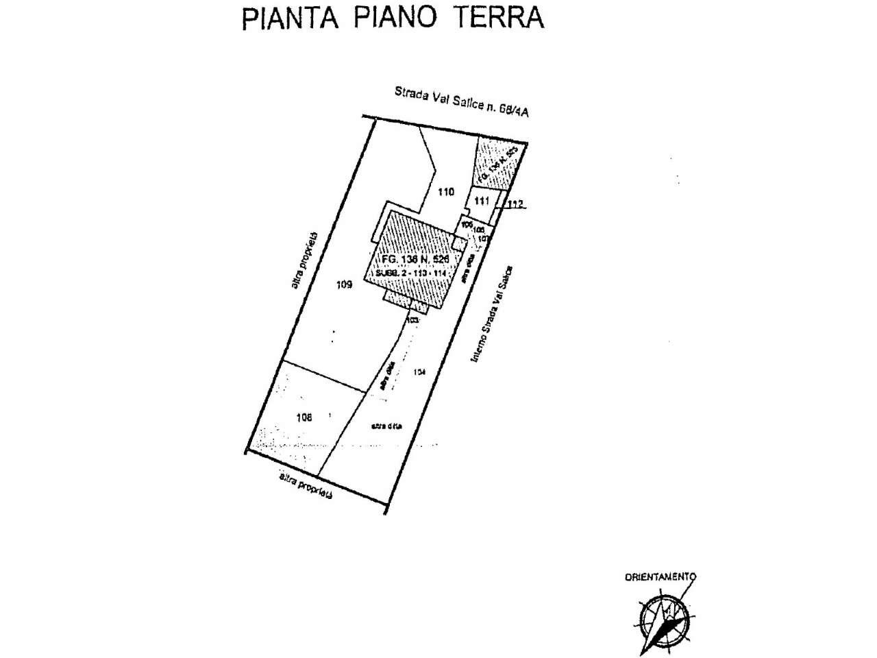 Torino Vendita PORZIONE DI CASA Immagine 1