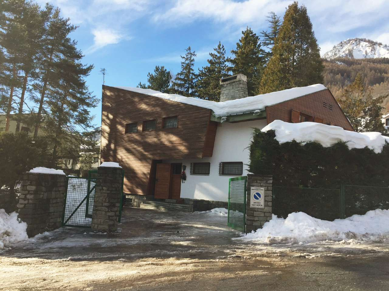 Villa in affitto via Mazzini Bardonecchia