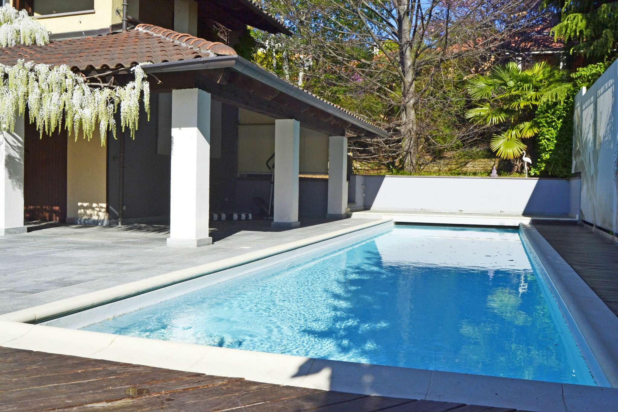 Villa in vendita strada Truc Carlevè Villarbasse