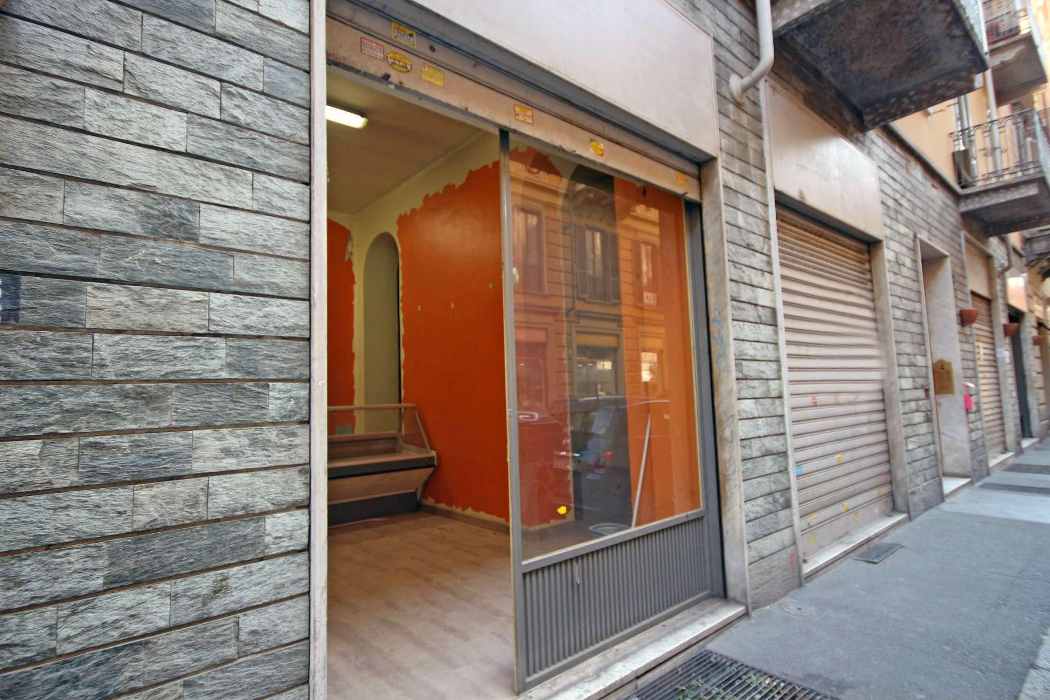 Negozio in vendita Zona San Salvario - via Saluzzo Torino