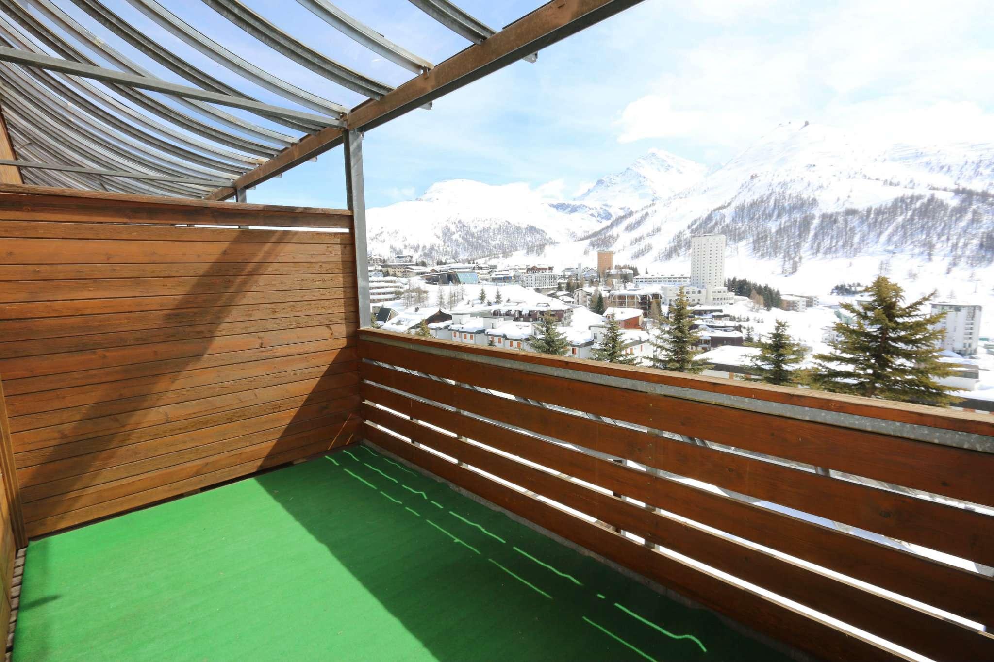 Appartamento in vendita via Monte Rotta Sestriere